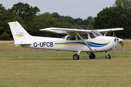 G-UFCB Cessna 172SP