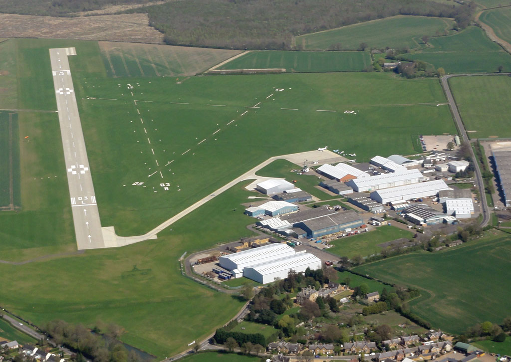 Sywell Airfield from South