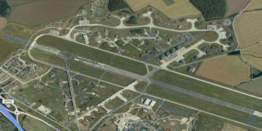 Alconbury Airfield (Disused)