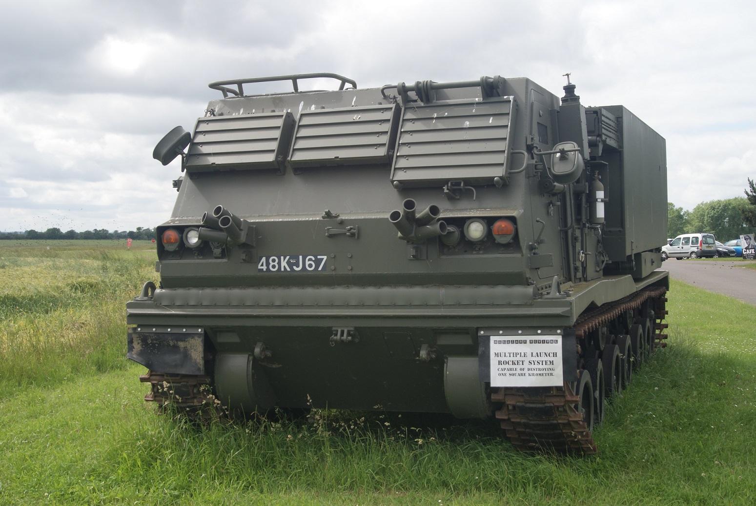 Grenade Launcher Tank