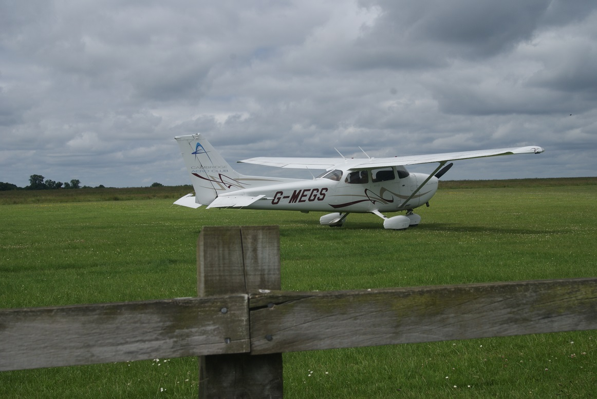 G-MEGS at Old Buckenham
