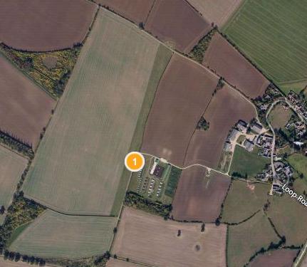 Keyston Farm - Overhead
