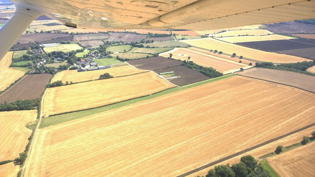 Keyston Farm Downwind