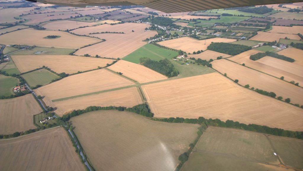 Stones Farm ~800ft