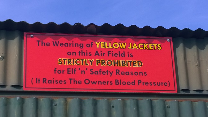 """Elf"" and Safety Warning"